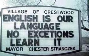 Sign English